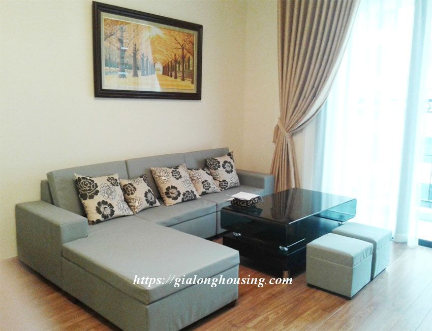 Fully furnished apartment in Sky City 88 Lang Ha 1
