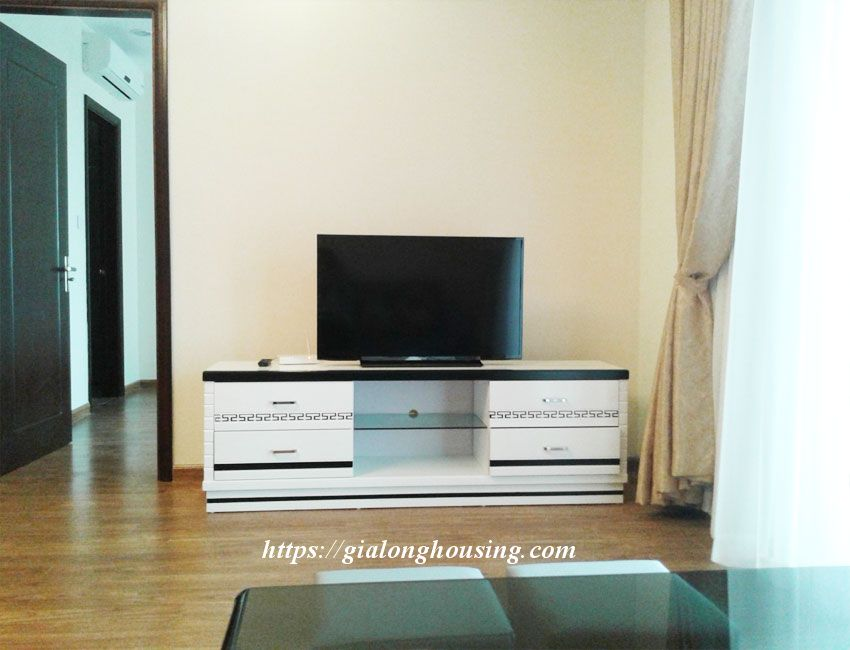 Fully furnished apartment in Sky City 88 Lang Ha 2