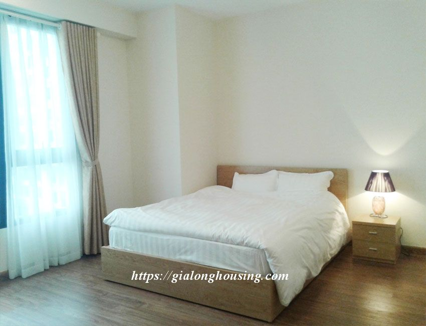 Fully furnished apartment in Sky City 88 Lang Ha 6