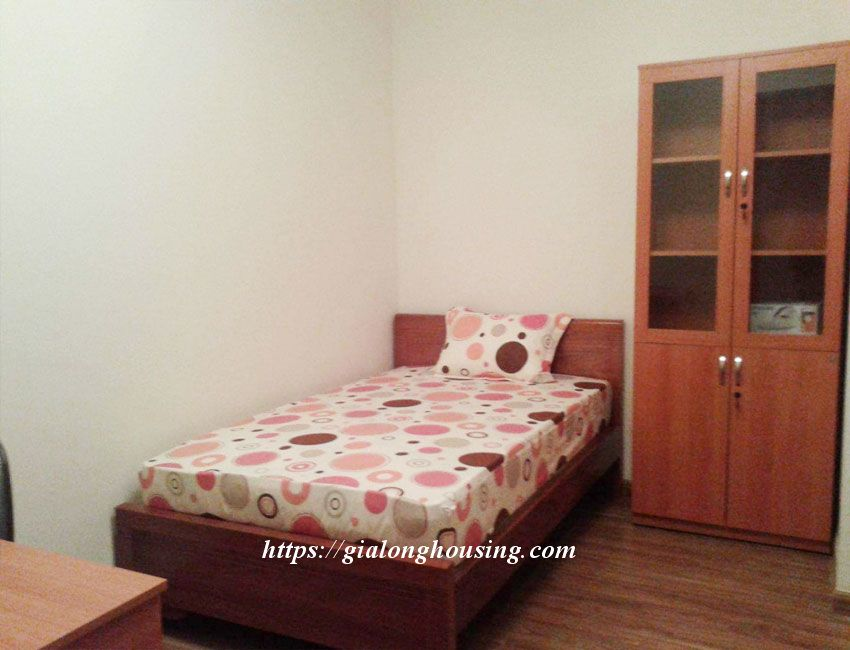 Fully furnished apartment in Sky City 88 Lang Ha 7