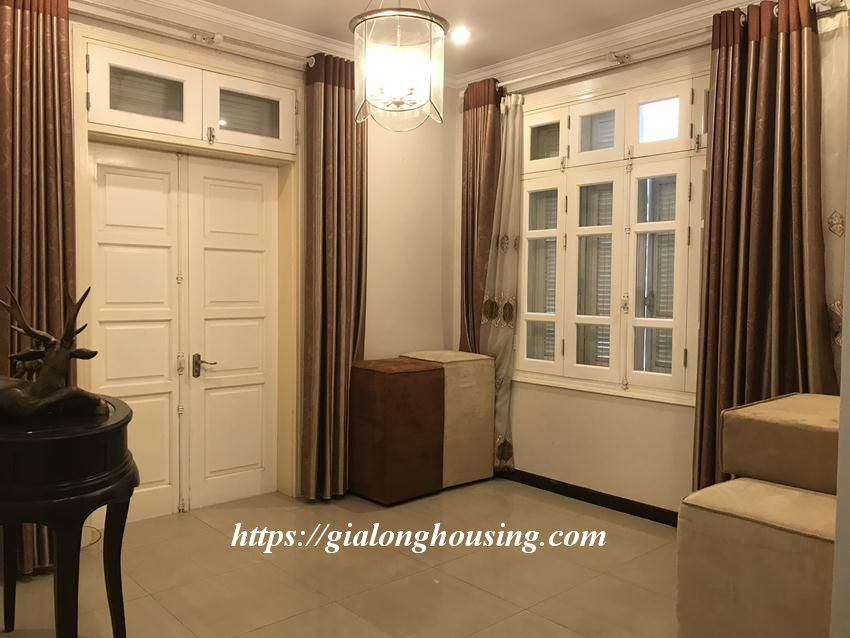 Fully furnished villa in T block Ciputra for rent today 10