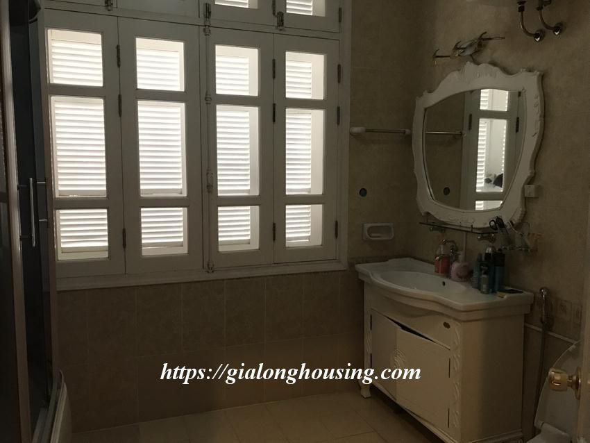 Fully furnished villa in T block Ciputra for rent today 14