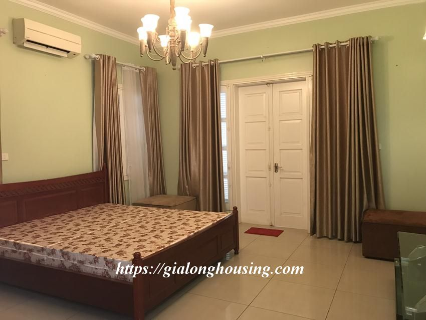 Fully furnished villa in T block Ciputra for rent today 16