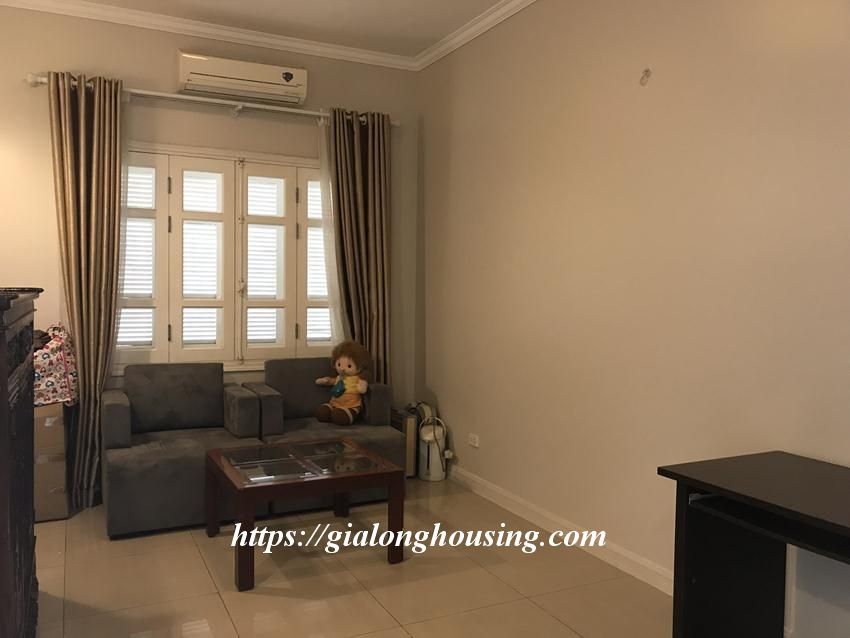 Fully furnished villa in T block Ciputra for rent today 18