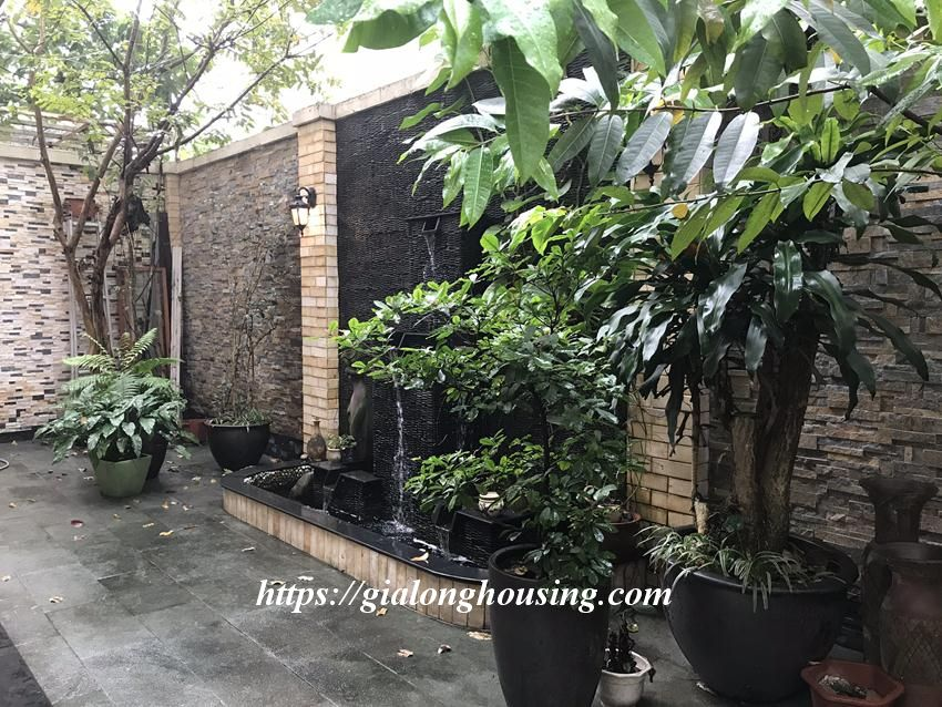 Fully furnished villa in T block Ciputra for rent today 2