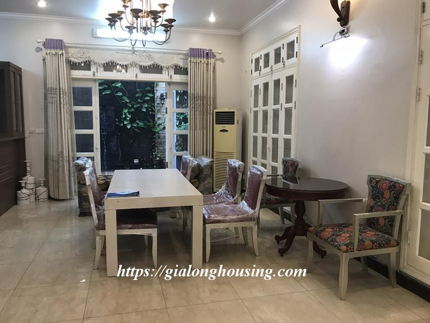 Fully furnished villa in T block Ciputra for rent today 7