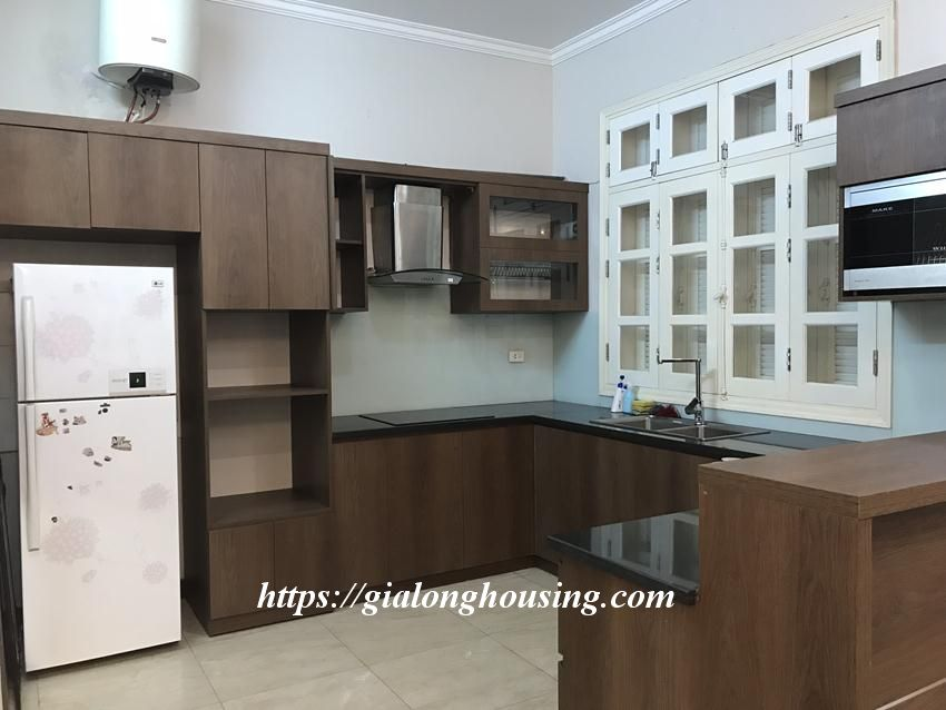 Fully furnished villa in T block Ciputra for rent today 8