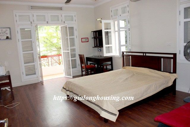 Villa with full of furniture in T block of Ciputra, $2000 10