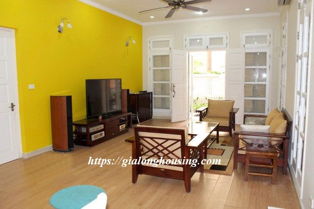 Villa with full of furniture in T block of Ciputra, $2000 6