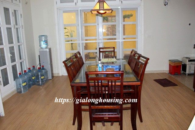 Villa with full of furniture in T block of Ciputra, $2000 7