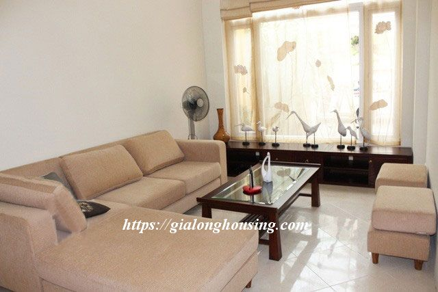 Villa with full of furniture in T block of Ciputra, $2000 9