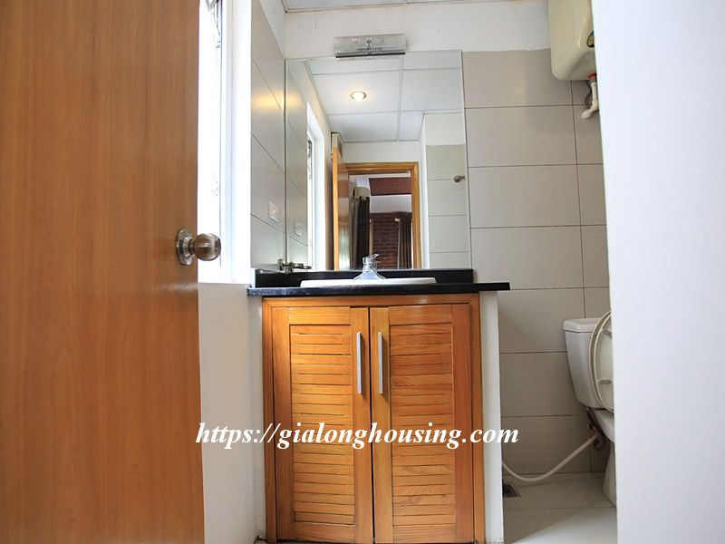 Bright serviced apartment at the quiet alley of Tay Ho road 17