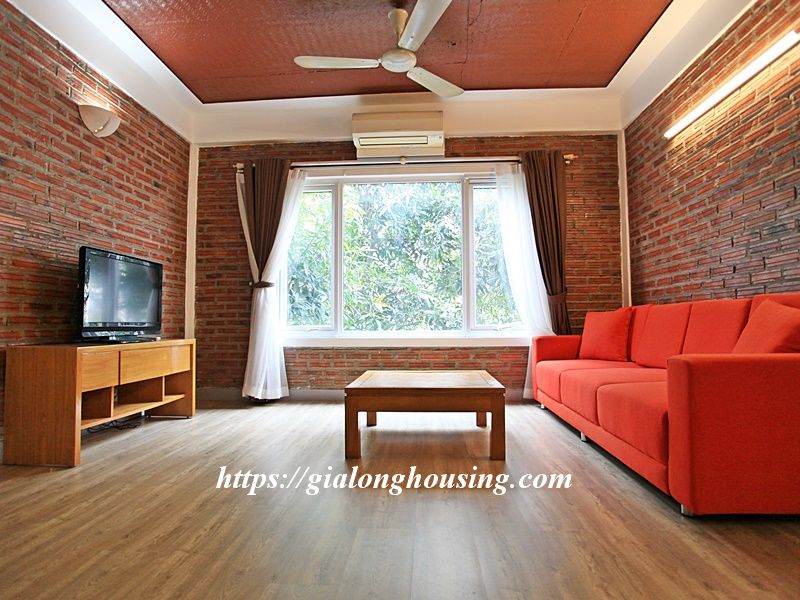 Bright serviced apartment at the quiet alley of Tay Ho road 6
