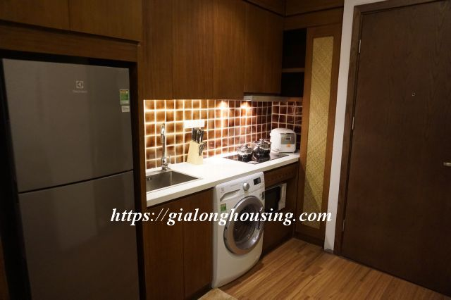 Brand new serviced apartment in Truong Han Sieu for rent 5
