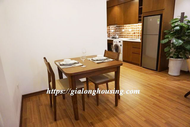 Brand new serviced apartment in Truong Han Sieu for rent 8