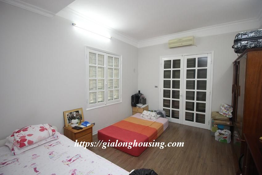 Cozy and modern house in Giang Vo for rent 11