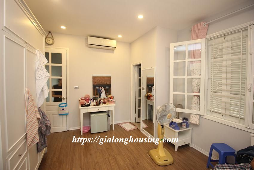 Cozy and modern house in Giang Vo for rent 12