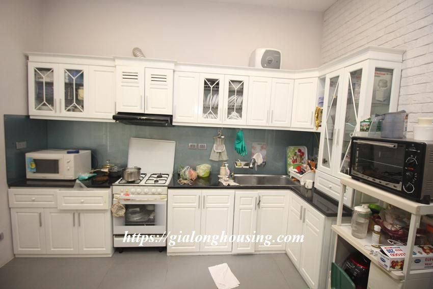 Cozy and modern house in Giang Vo for rent 4