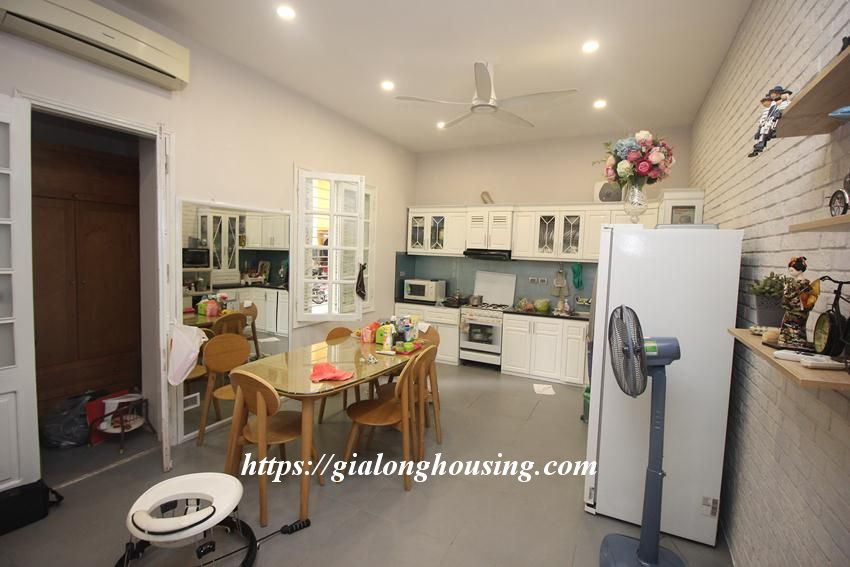 Cozy and modern house in Giang Vo for rent 5