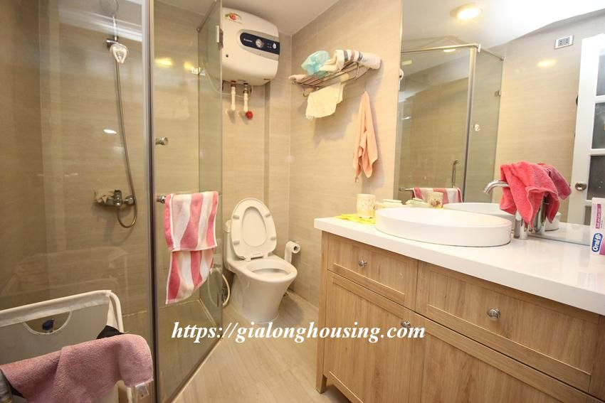 Cozy and modern house in Giang Vo for rent 8
