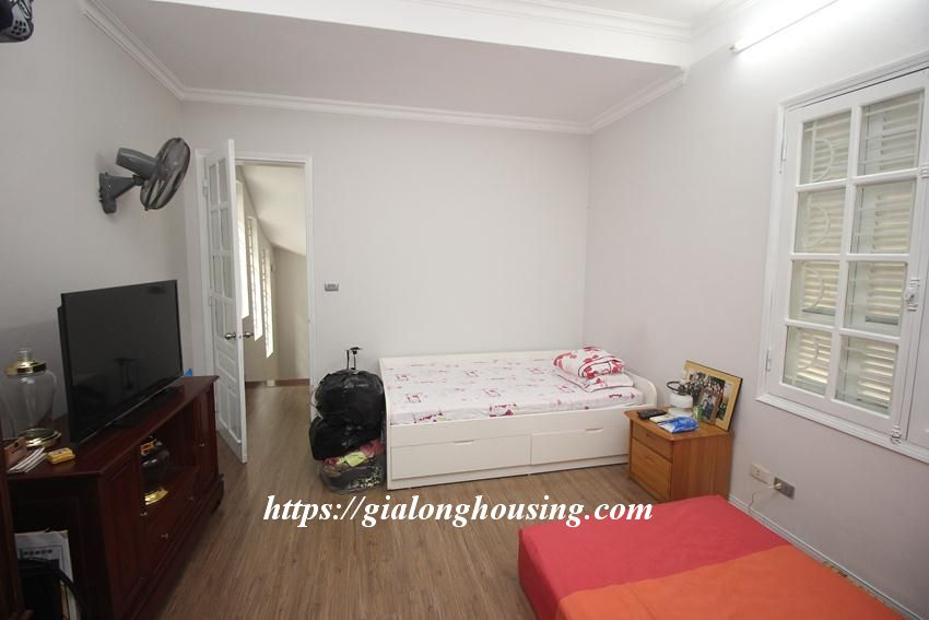 Cozy and modern house in Giang Vo for rent 9