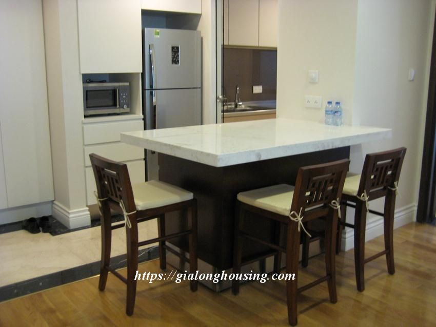 2 bedroom apartment in Hoang Thanh Tower for rent 13