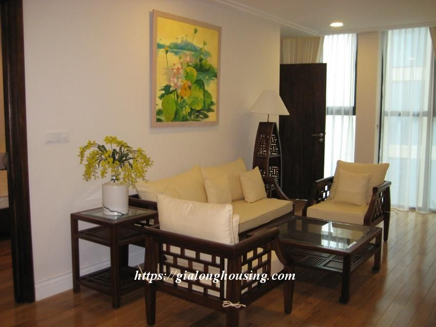 2 bedroom apartment in Hoang Thanh Tower for rent 8