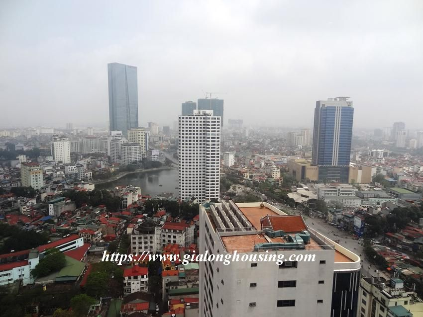 3 bedroom bed apartment in Vinhomes, near Lotte for rent 7