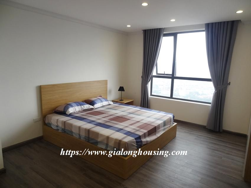 Brand new 3 bedroom apartment in Hongkong tower 12