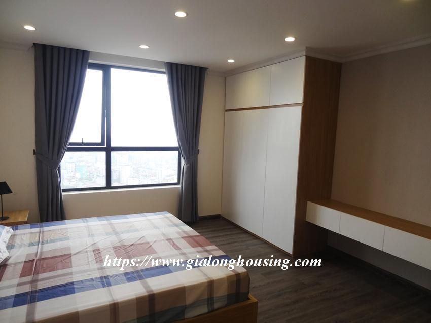 Brand new 3 bedroom apartment in Hongkong tower 14