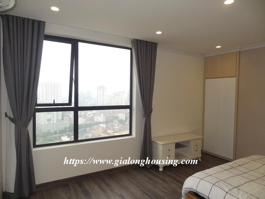 Brand new 3 bedroom apartment in Hongkong tower 15