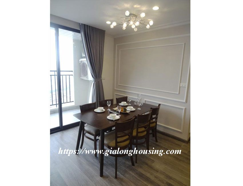 Brand new 3 bedroom apartment in Hongkong tower 6