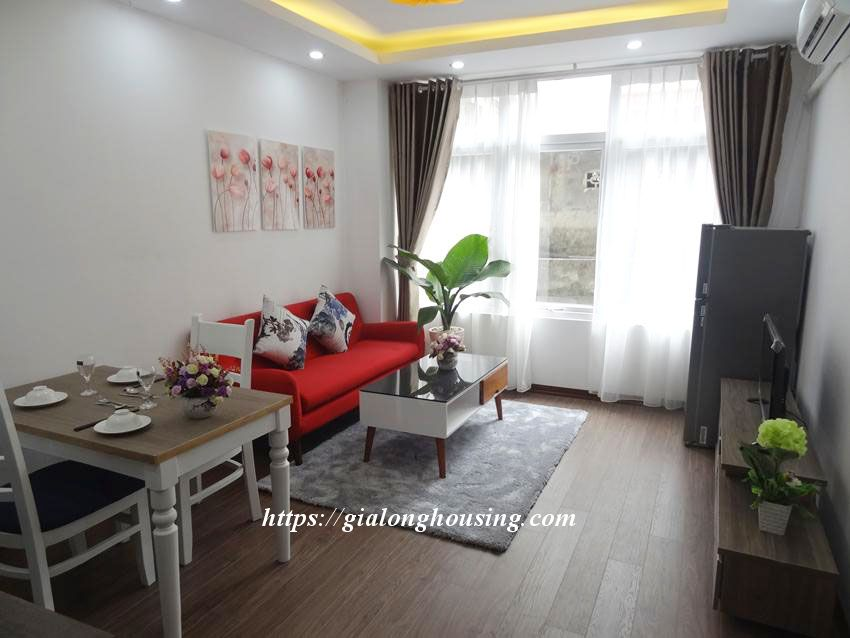 New serviced apartment in Linh Lang for rent 1