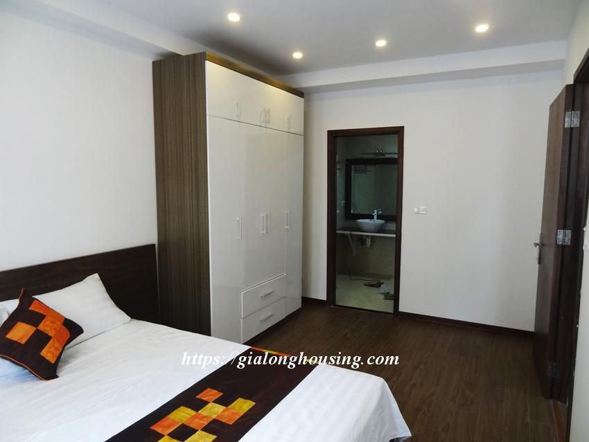 New serviced apartment in Linh Lang for rent 10