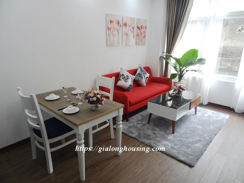 New serviced apartment in Linh Lang for rent 2