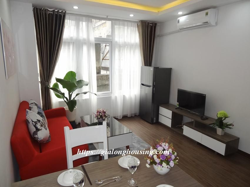 New serviced apartment in Linh Lang for rent 3