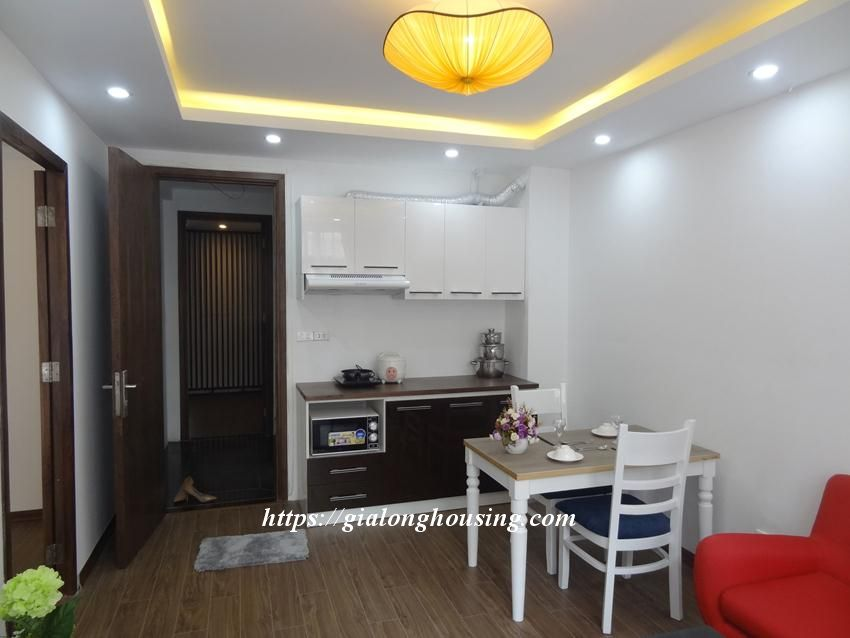 New serviced apartment in Linh Lang for rent 4