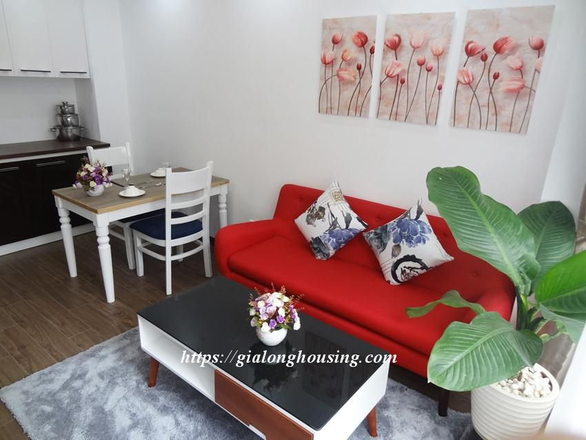 New serviced apartment in Linh Lang for rent 5