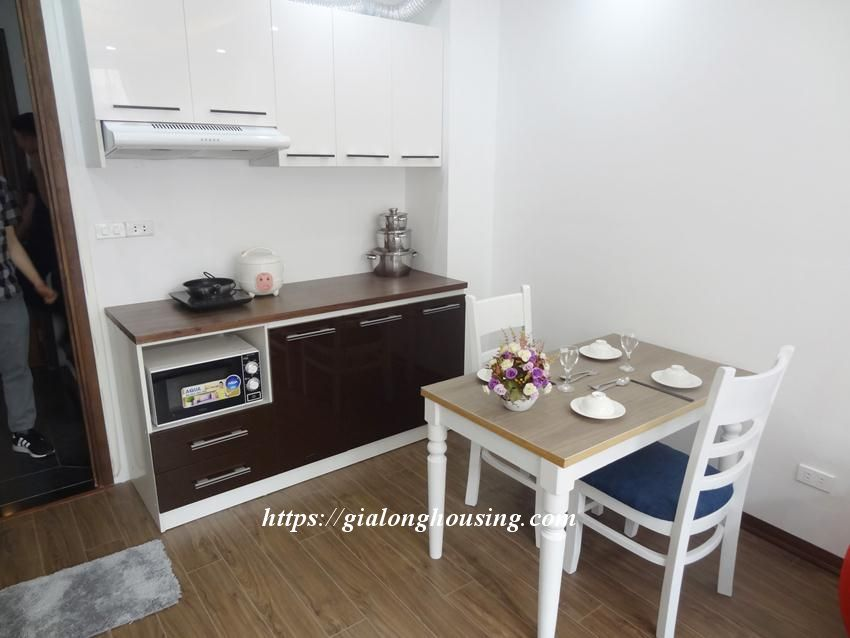 New serviced apartment in Linh Lang for rent 6