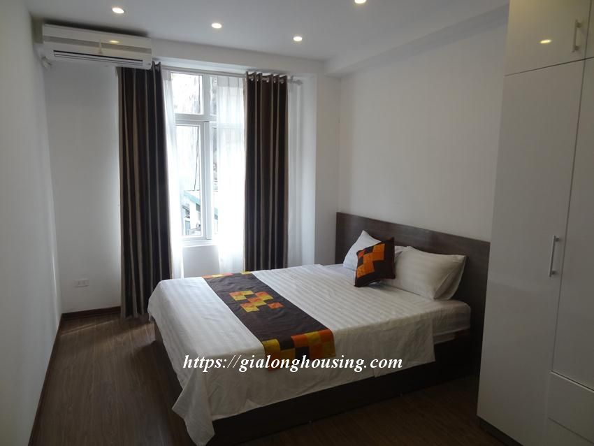 New serviced apartment in Linh Lang for rent 7