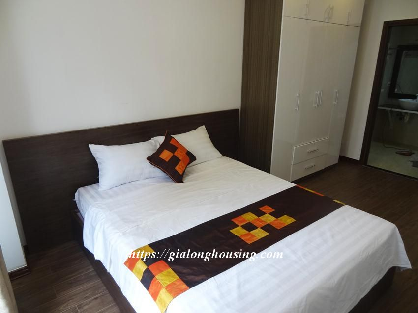 New serviced apartment in Linh Lang for rent 9