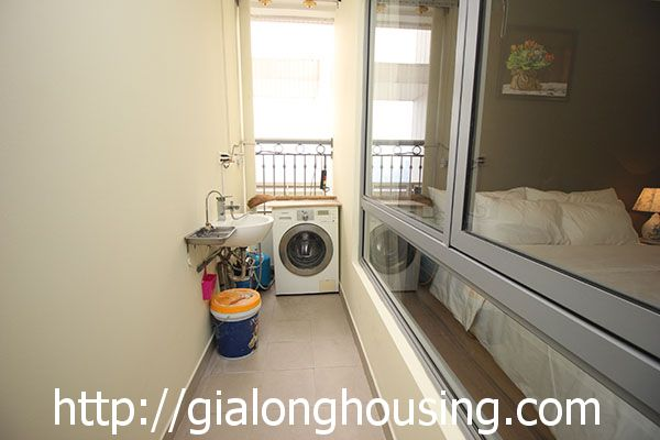 Vinhome Nguyen Chi Thanh apartment with 3br rent out on best price 16