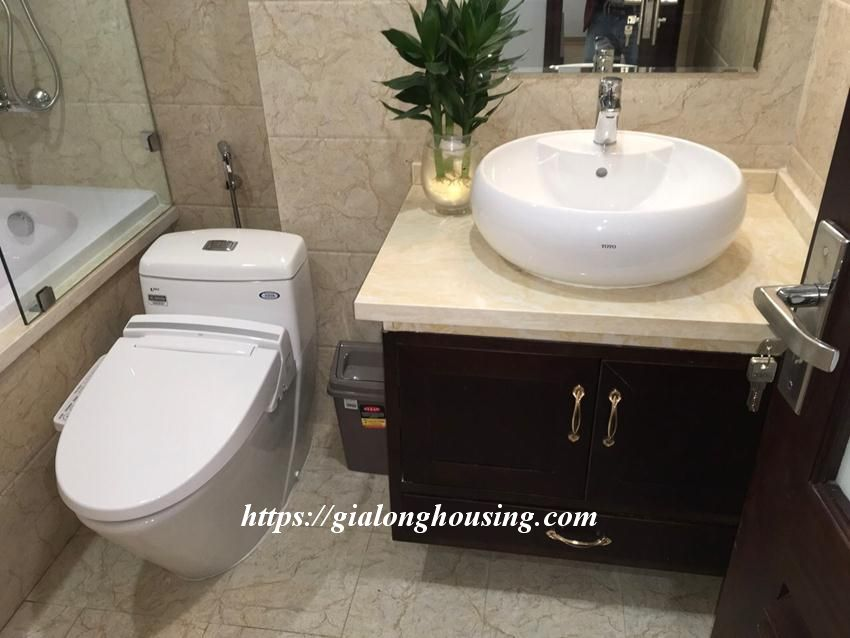 Brand new 2 bedroom serviced apartment in Ho Tung Mau for rent 11