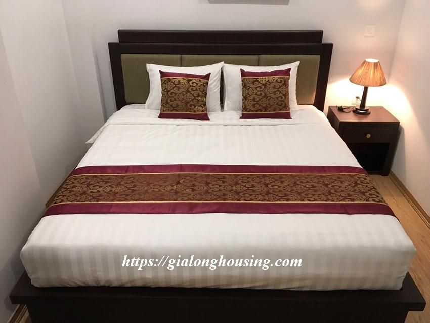Brand new 2 bedroom serviced apartment in Ho Tung Mau for rent 14