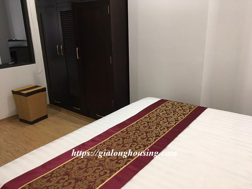 Brand new 2 bedroom serviced apartment in Ho Tung Mau for rent 15