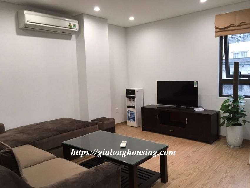 Brand new 2 bedroom serviced apartment in Ho Tung Mau for rent 2