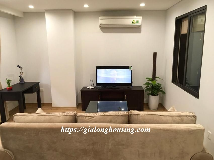 Brand new 2 bedroom serviced apartment in Ho Tung Mau for rent 7