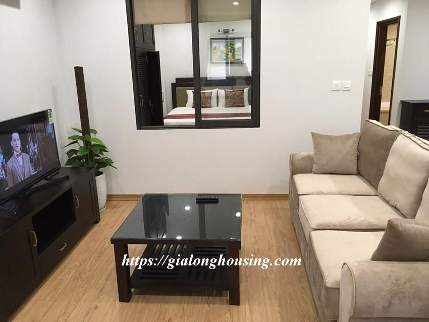 Brand new 2 bedroom serviced apartment in Ho Tung Mau for rent 8