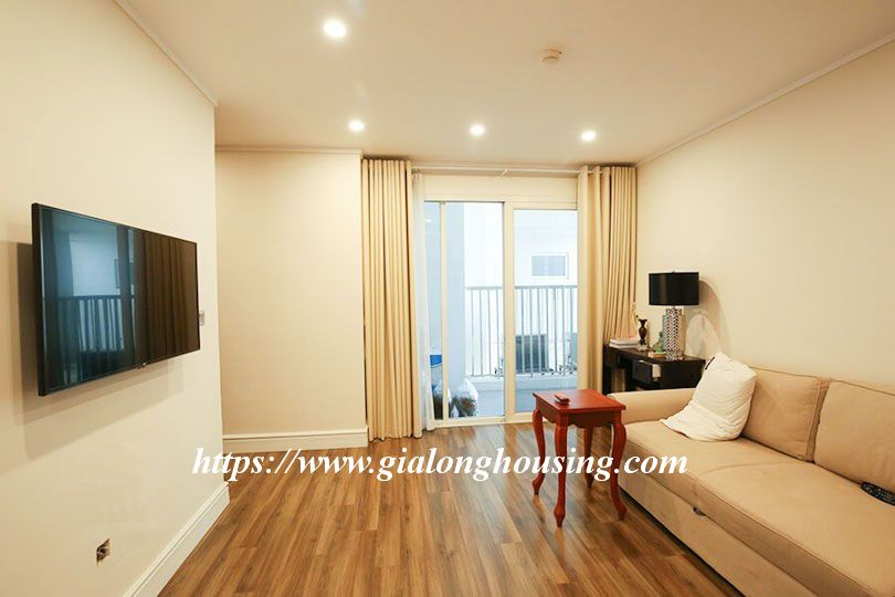 Luxurious golf court view apartment in L building, Ciputra 13