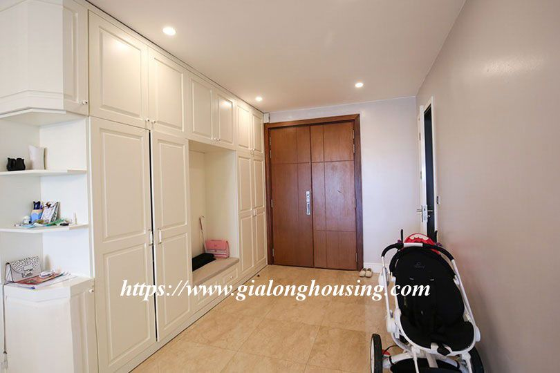 Luxurious golf court view apartment in L building, Ciputra 19